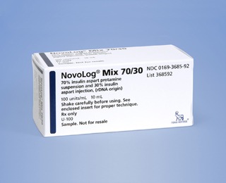 Samples of Novo Nordisk Diabetes & Hormone Therapy Products